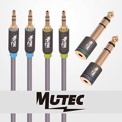MutecPower Kit audio stereo di alta qualità con...