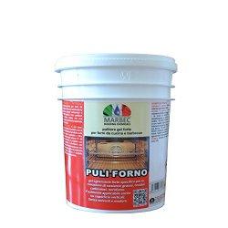 Marbec - PULI FORNO 1KG | Pulitore sgrassante...