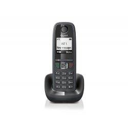Gigaset AS 405 Telefono Cordless, Nero