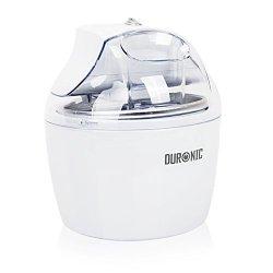 Duronic IM525 - Macchina per gelati 1.2L,...