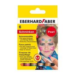 Eberhard Faber 579103 - 6 Matite per Trucco
