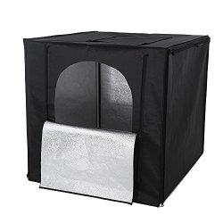 Andoer LED Portatile Softbox Box 42 * 42 * 42cm...
