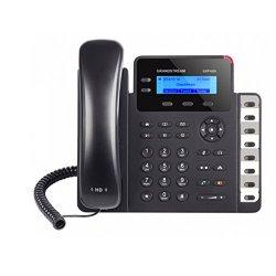 Grandstream gxp1628-Telefono fisso, colore nero