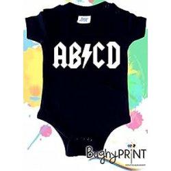 BODY tutina pagliaccetto bimbo neonato AB/CD...