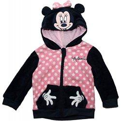 Disney Baby Minnie RH0037 Felpa con Cappuccio,...