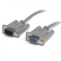 StarTech.com Cavo Null Modem, Seriale DB9 RS-232,...