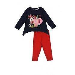 Disney - Minnie Set due pezzi t-shirt + legging