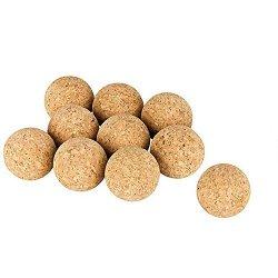 Set di 10 palline di sughero (palline da calcetto...