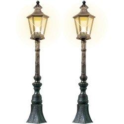 Busch 8620 - Lampioni anticati per miniature