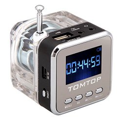 Andoer Mini Digital Music portatile di MP3 / 4...