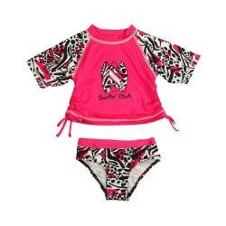 Pink Platinum-Costume da bambina, 2 pezzi, colore...