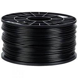 NuNus Materiale di stampa per stampanti 3D, nero