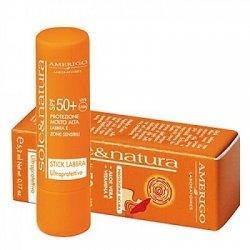 Stick Solare Protezione SPF50+ LABBRA E ZONE...