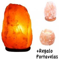 Naturale lampada sale himalayano - 2/3 kg +...