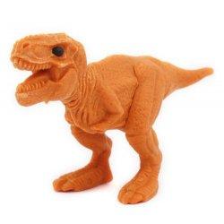 gomma da cancellare T-Rex arancione Iwako dal...