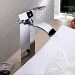 iris finitura cascata rubinetto lavabo bagno