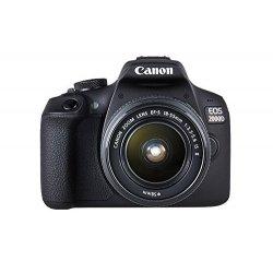Canon Italia EOS 2000D + EF-S IS II Fotocamera...