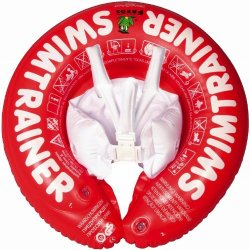 Freds Swim Academy, Salvagente con supporto...