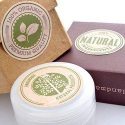 Wakehurst organici naturali regalo adesivi...