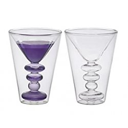 Bitossi Home BHV12670 Set 2 Bicchieri Martini...
