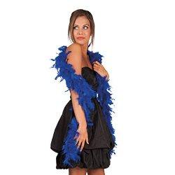 Boland 52793 - Boa Piumato 180 cm, 50 gr, Blu