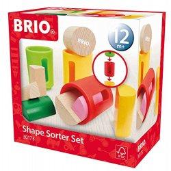 Brio 30173 Set Forme a Incastro