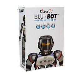 Silverlit - Blu-Bot, Robot telecomandato con...