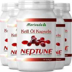Olio di Krill 450 capsule con NEPTUNE Premium...