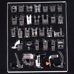 Cucito al piedino TAPCET 32PCS Kit Accessori...