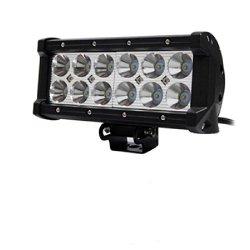 Eyourlife 36W Flood Barra Luminosa LED Barra LED...