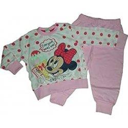 Pigiama lungo Disney Minnie pois (80-82 cm)