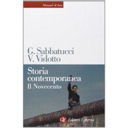 Storia contemporanea. Il Novecento