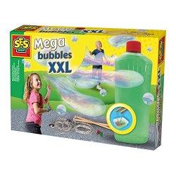 SES 02252 - Mega Bolle XXL, Soffiatore di Bolle,...
