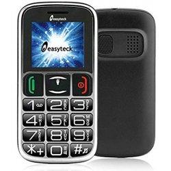 Easyteck T103C Cellulare Bluetooth SOS Tasti...
