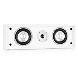 Auna LINIE-300-CN-WH/BK 35W Nero, Bianco...