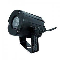 Effetto Luce DJ Discoteca LED PST-3W 6000K Spot