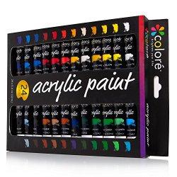 Colore Set di vernice acrilica – Perfetto per...