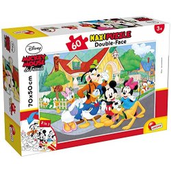 Lisciani Giochi Mickey Puzzle DF Supermaxi 60,...