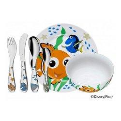 WMF Nemo stoviglie per bambini, in porcellana,...