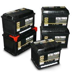 ULTRA POWER Batteria per auto camper pronta...