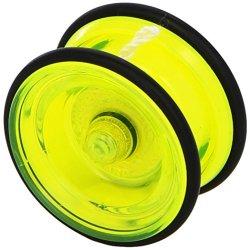 Henrys - Yo-yo lucertola con guida, colore Giallo