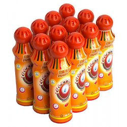 12x 45ml Orange Bingo Dabbers / Dauber / Markers...