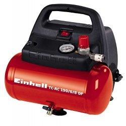 Einhell 4020495 TH-AC 190/6 Compressore, 1100 W,...