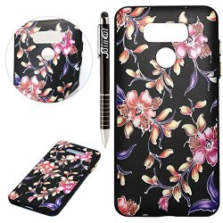 Custodia LG G6, LG G6 Cover Silicone, SainCat...