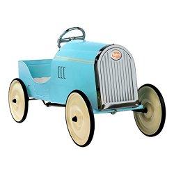 Baghera 1921 Auto con Pedale 94 x 50 x 40 cm, Blu