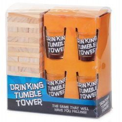 Tobar - Smonta la torre, Gioco alcolico, incl....