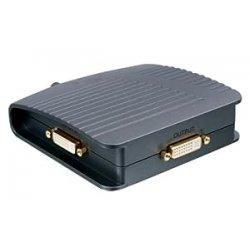 HQ AVSWITCH-10 Commutatore, 2 Porte DVI HQ