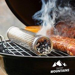 ⭐ [Smoky Mountains] - Affumicatore Barbecue -...