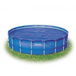 Telo di copertura solare per piscine Frame...