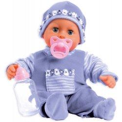 Bayer Design 93800-lila - Bambola bebé First...